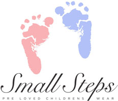 Small Steps London Logo